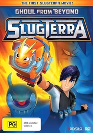 SlugTerra: Ghoul From Beyond on DVD image