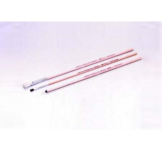 Tamiya 3 Piece Basic Brush Set