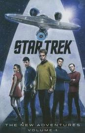 Star Trek New Adventures Volume 1 by Mike Johnson
