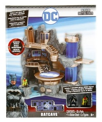 Jada Metal Minis: DC Comics - Nano Metalfigs Batcave Playset