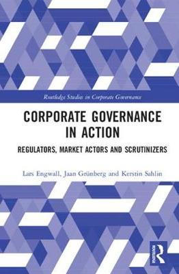 Corporate Governance in Action by Lars Engwall image