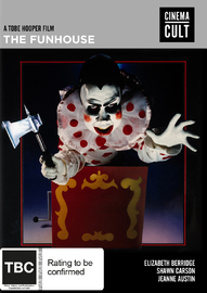 The Funhouse on DVD