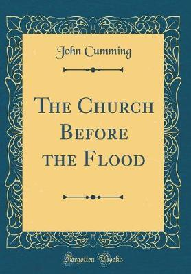 The Church Before the Flood (Classic Reprint) by John Cumming image