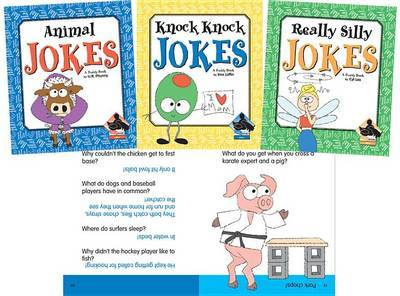 Jokes by Hugh Moore image