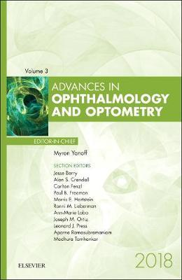 Advances in Ophthalmology and Optometry by Myron Yanoff image