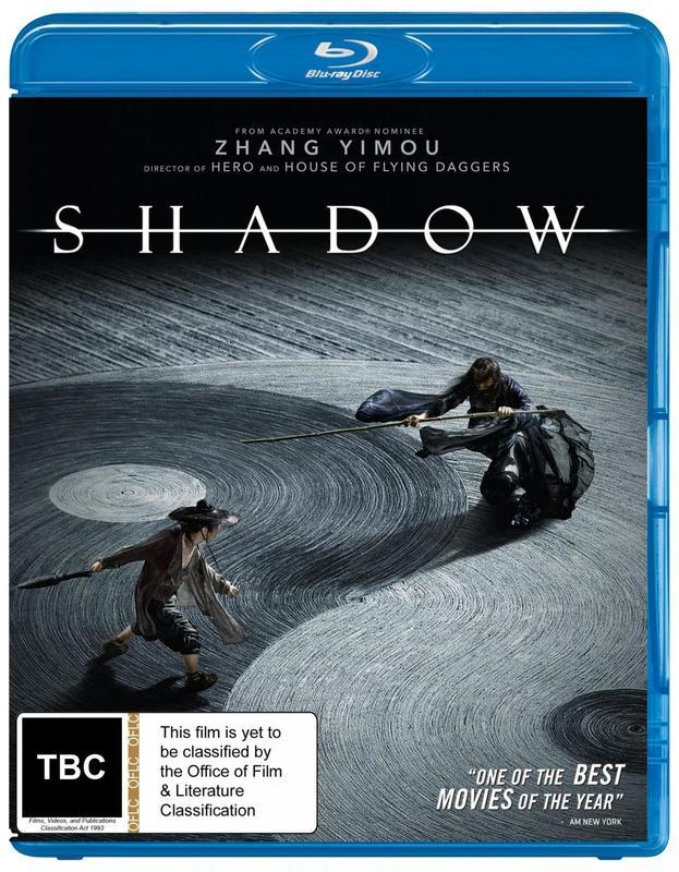 Shadow on Blu-ray