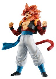 Dragon Ball: Super Saiyan 4 Gogeta - PVC Figure