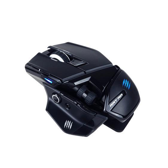 Mad Catz R.A.T. AIR Wireless Power Gaming Mouse for PC