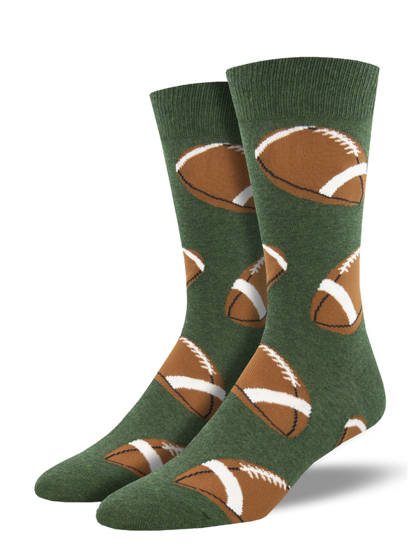 Socksmith: Pigskin - Green Heather