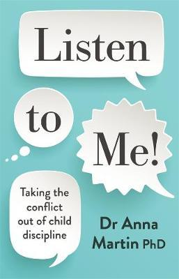 Listen to Me! by Dr Anna Martin