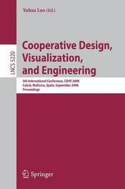 Cooperative Design, Visualization, and Engineering image