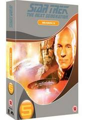 Star Trek - Next Generation: Season 5 (7 Disc Box Set) (New Packaging) on DVD