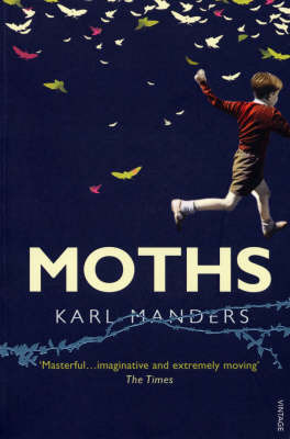 Moths by Karl Manders