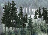 Woodland Scenics Pine Trees (33 pack)