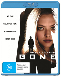 Gone on Blu-ray