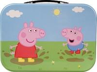 Peppa Pig Tin Lunch Box image