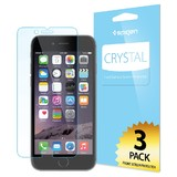 Spigen Crystal Screen Protector for iPhone 6 (3 Pack)