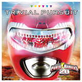 Power Rangers Trivial Pursuit