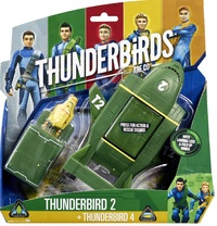 Thunderbirds Are Go: SFX ThunderBird 2