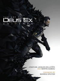 The Art of Deus Ex Universe by Paul Davies