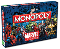 Monopoly: Marvel Universe Edition
