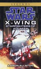 Star Wars: Starfighters of Ardumar by Aaron Allston image