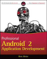 Professional Android 2 Application Development by Reto Meier image