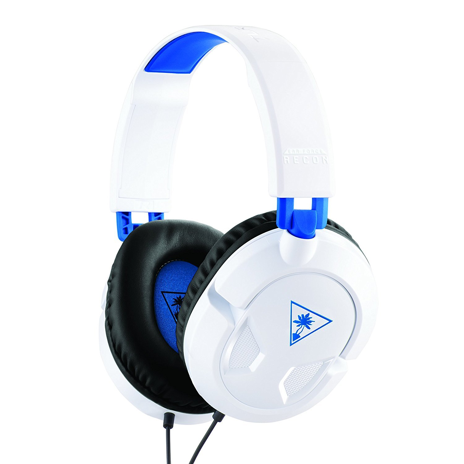 Turtle Beach Ear Force Recon 50P Stereo Gaming Headset - White for PS4 image