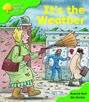 Oxford Reading Tree: Stage 2: Patterned Stories: it's the Weather by Roderick Hunt image