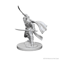 D&D Nolzur's Marvelous: Unpainted Minis - Elf Male Ranger