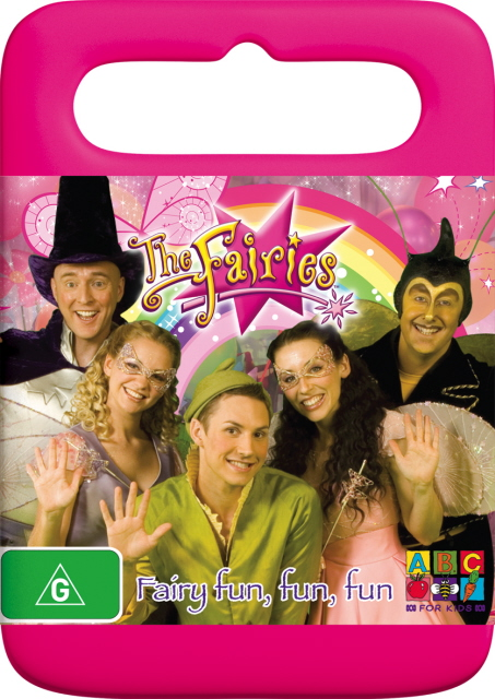 The Fairies - Fairy Fun, Fun, Fun on DVD image