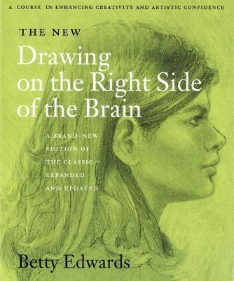 The New Drawing on the Right Side of the Brain by Betty Edwards image