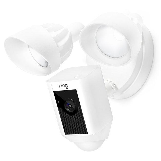 Ring: Floodlight Camera - White