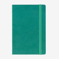 Turquoise 2019 A5 Weekly Diary with Notebook