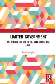 Limited Government by Peter Murphy
