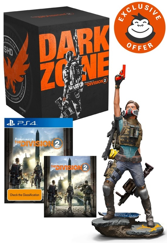 Tom Clancy's The Division 2 Dark Zone Edition for PS4