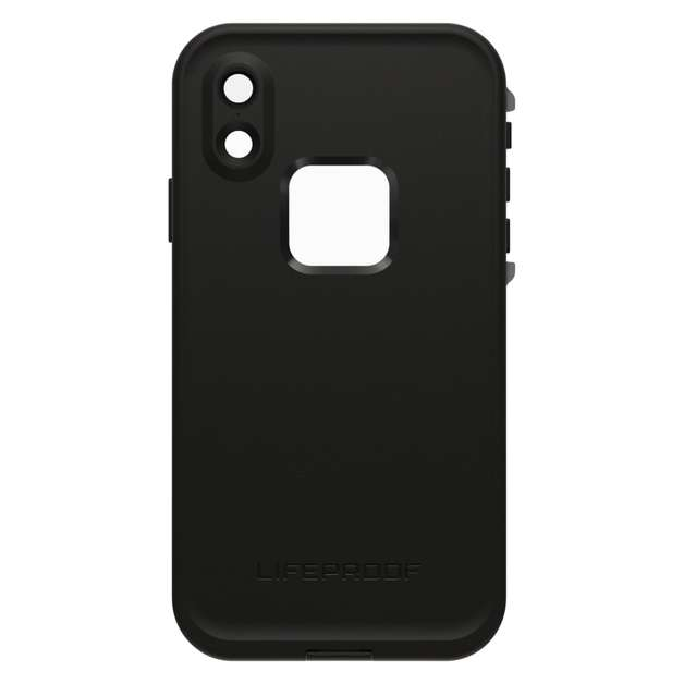 LifeProof: Fre for iPhone XR - Black