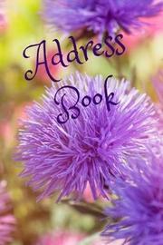Address Book by Monna Ellithorpe