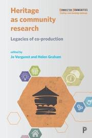 Heritage as community research