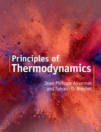 Principles of Thermodynamics by Jean-Philippe Ansermet image