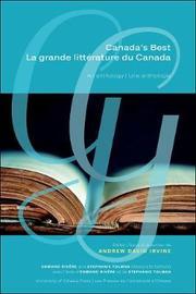 Canada's Best | La grande litterature du Canada