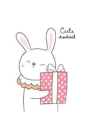 Cute Rabbit by Doodles & Marble