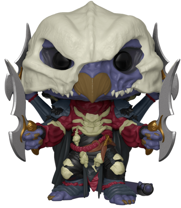 Dark Crystal: AOR - Hunter Skeksis Pop! Vinyl Figure