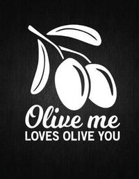 Olive me by Recipe Journal
