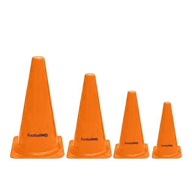 Football HQ: Marker Cone - Single (12-Inch)