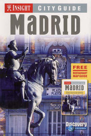 Madrid Insight City Guide by Brian Bell image
