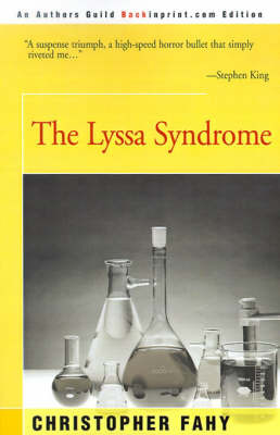 The Lyssa Syndrome by Christopher Fahy image