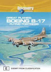 Great Planes Boeing B-17 on DVD