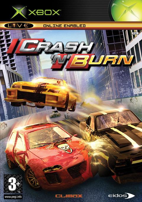 Crash 'n' Burn for Xbox