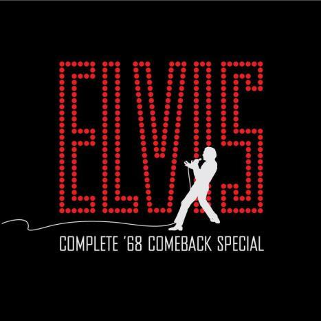 The Complete '68 Comeback Special by Elvis Presley